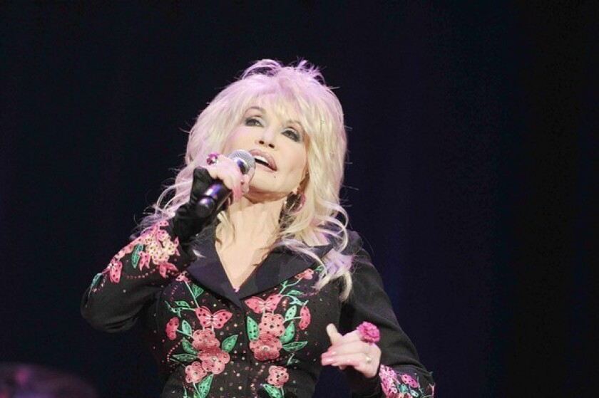 For Dolly Parton, the 'Better Day' is here.