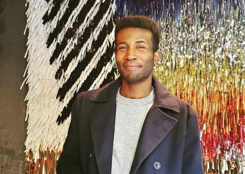 Aaron Robertson, a writer, translator and editor at Spiegel & Grau.