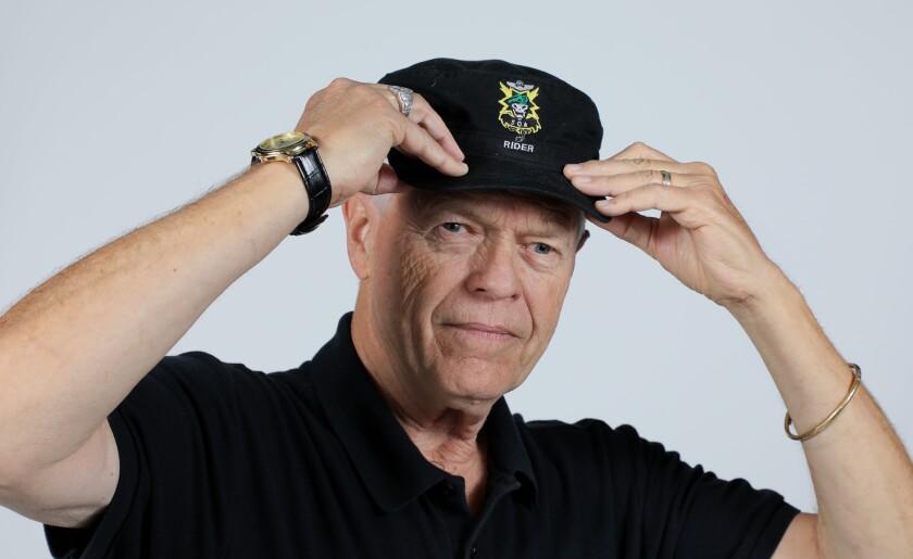 Military veteran John Stryker Meyer of Oceanside.