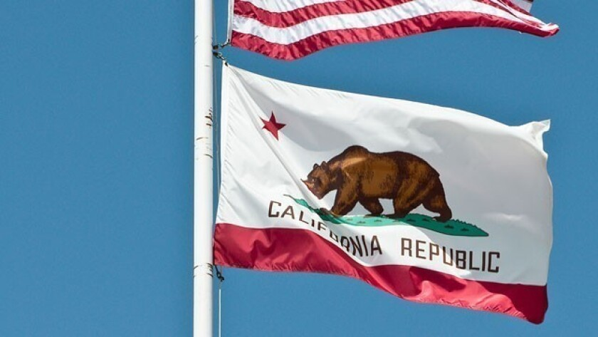 California named worst state for business in magazine survey