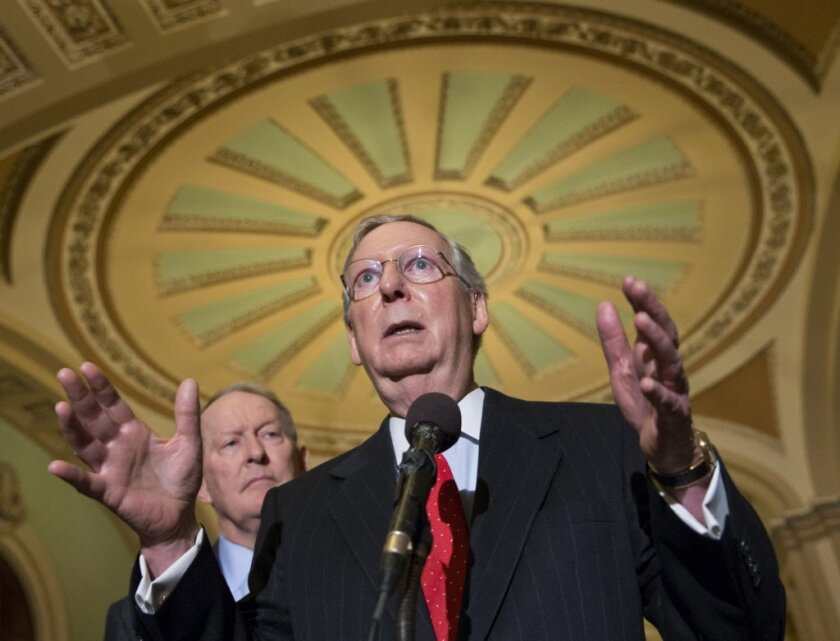"""Senate Minority Leader Mitch McConnell (R-Ky.) doesn't want states to get """"free money."""" He'd prefer they go broke fighting the virus."""