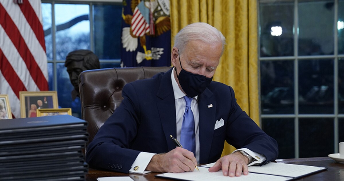 Newsletter: How Biden's orders could affect your work and finances