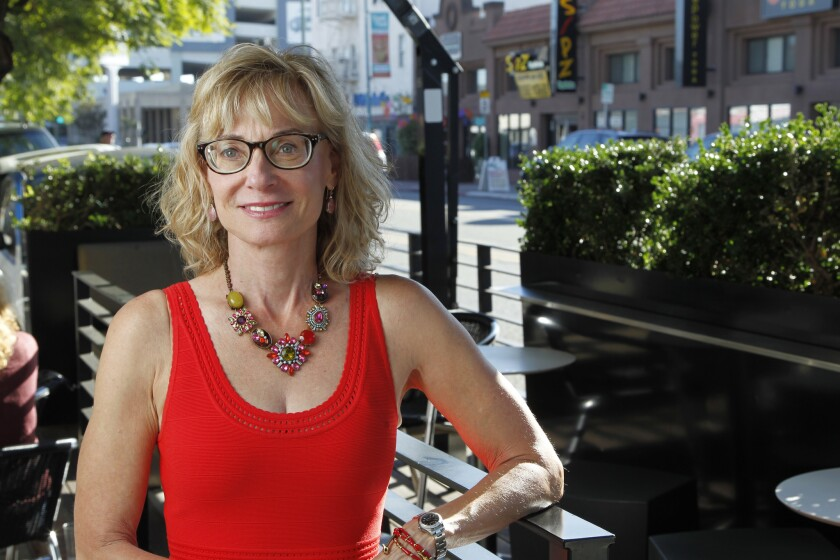 Vicki Granowitz, former leader of the North Park Community Planning Group, is lobbying for changes to how such groups operate
