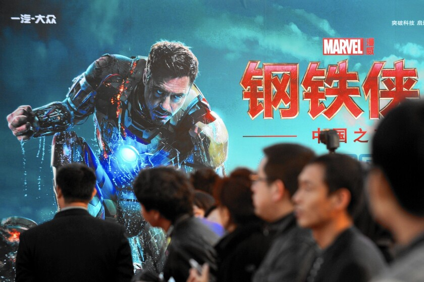 Will China lift its quota on foreign films?