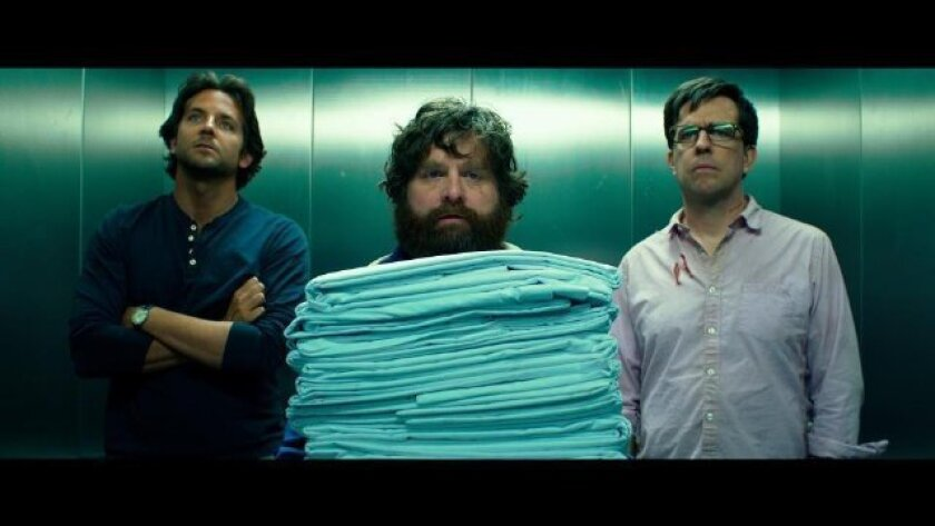 """""""The Hangover Part III"""" will likely not gross as much as its predecessor in the U.S. or abroad"""