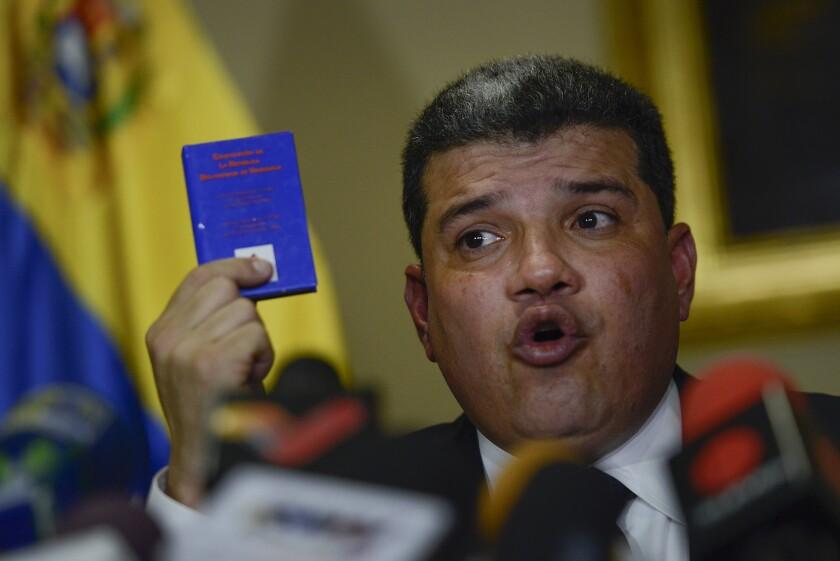 VENEZUELA-EEUU AYUDA