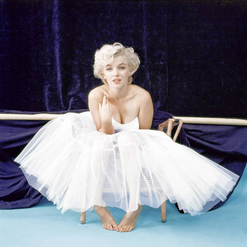 Review: 'Love, Marilyn' is a love letter to Marilyn Monroe