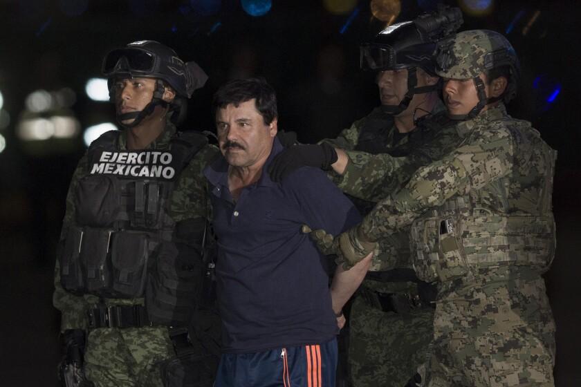 Judge denies request to move trial of Joaquin 'El Chapo' Guzman