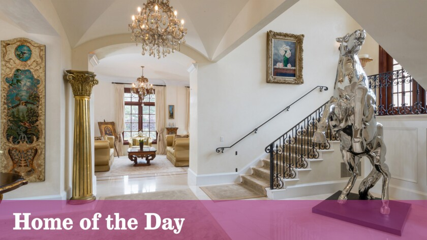 Home of the Day: A billionaire's house in Beverly Hills