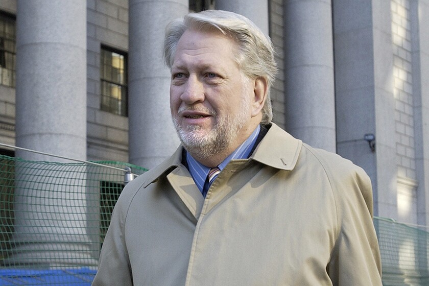 Former WorldCom Inc. CEO Bernard Ebbers