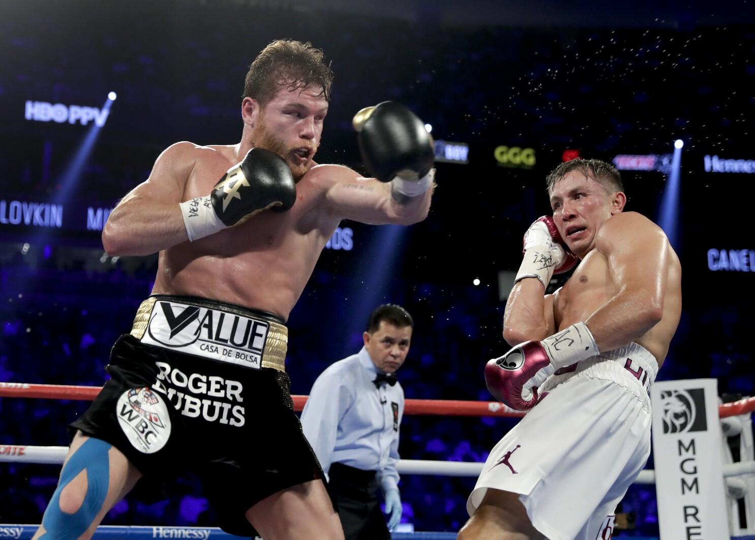 Canelo-GGG Rematch: Alvarez beats Golovkin by majority