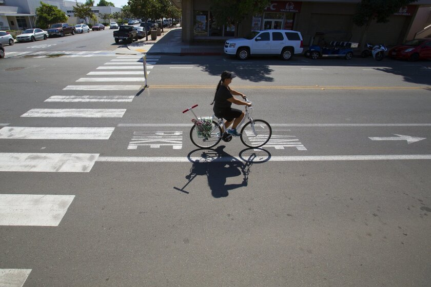 City leaders in Coronado have halted plans for additional bike lanes based on resident complaints