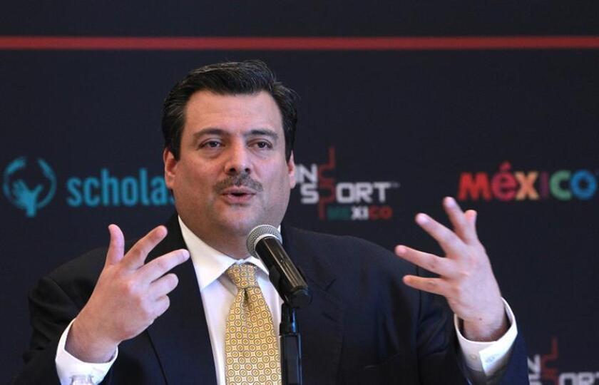 El presidente del Consejo Mundial de Boxeo (CMB), el mexicano Mauricio Sulaimán. EFE/Archivo