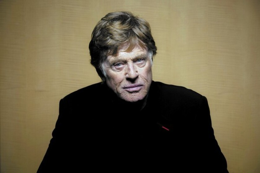 Redford Face