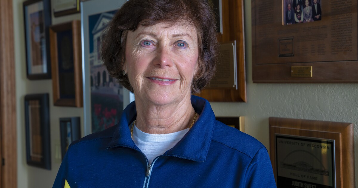 Judy Sweet blazed trails for women's athletics at UC San Diego and NCAA
