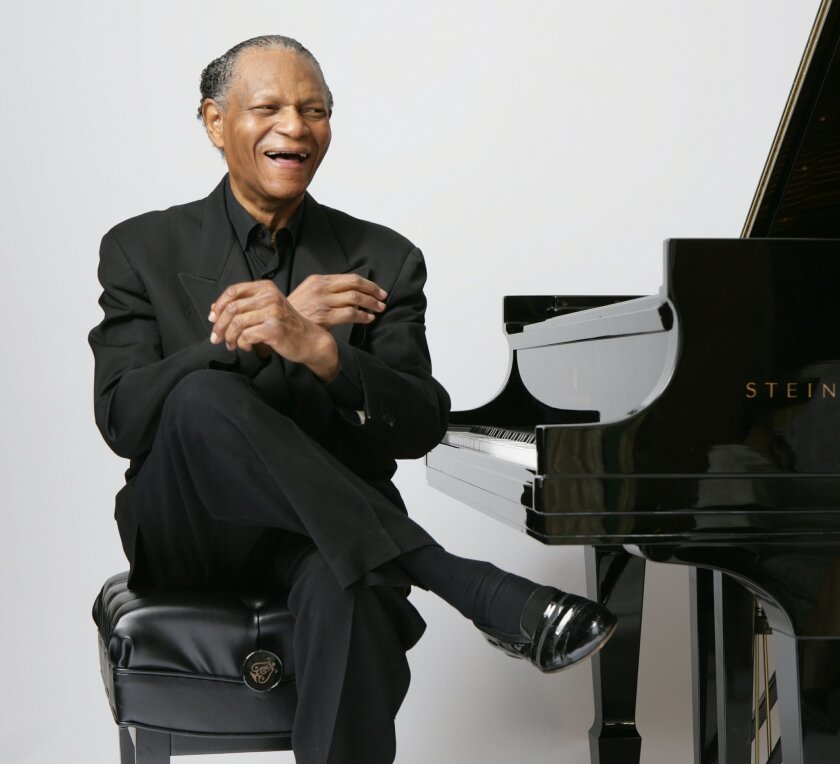 """""""If you never challenge yourself, you never learn,"""" jazz piano giant McCoy Tyner said in a 2006 Union-Tribune interview."""