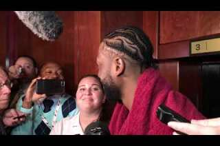 Dwyane Wade on his dramatic game winner against the Warriors