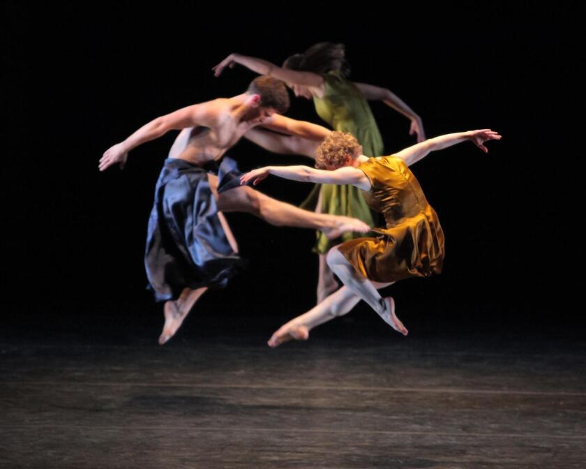 The acclaimed Mark Morris Dance Group will premiere a new work on Aug. 21, 2019 during La Jolla Music Society's SummerFest.