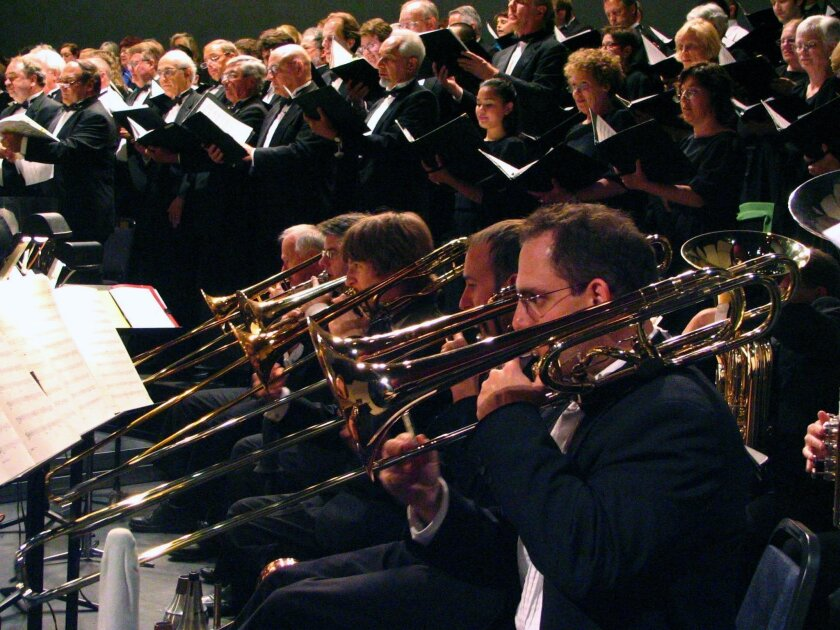La Jolla Symphony & Chorus offers three performances of 'requiem.'