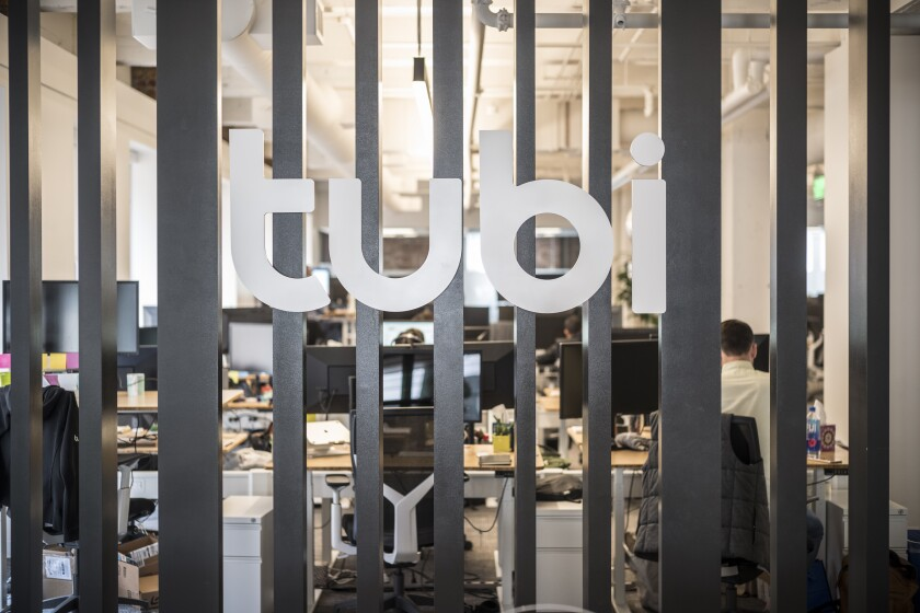 Tubi offices