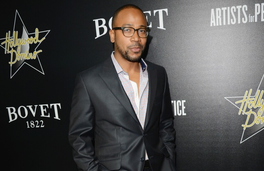 """""""Scandal"""" star Columbus Short has been arrested and released on a $50,000 bond after allegedly punching a man in a bar on L.A.'s Westside."""