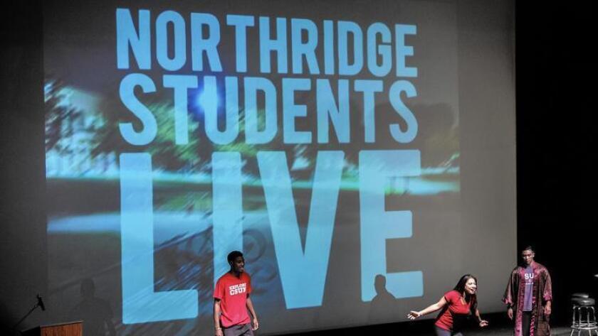 Cal State Northridge realizó una orientación para los estudiantes de primer grado en agosto, en ella aprendieron sobre el centro de bienestar con que cuenta el plantel.