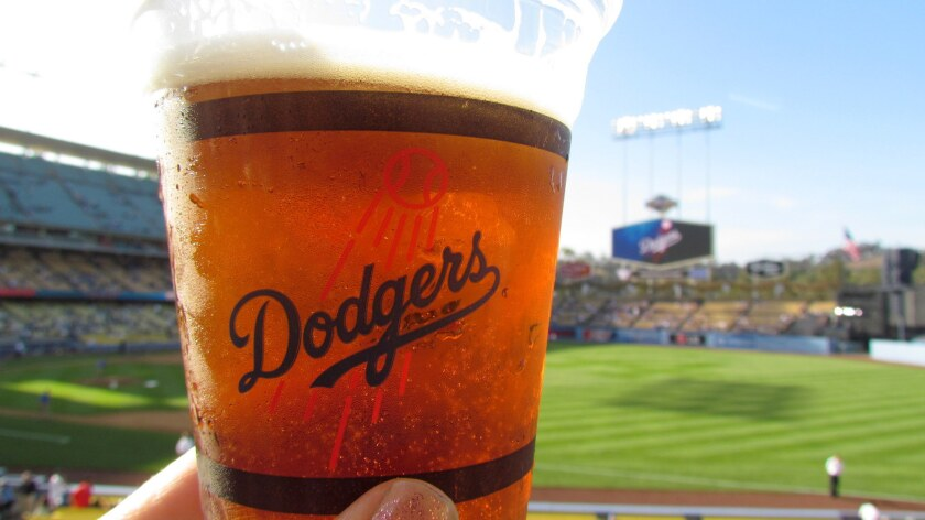 The San Francisco Giants get their own craft beer -- why not the L.A. Dodgers?