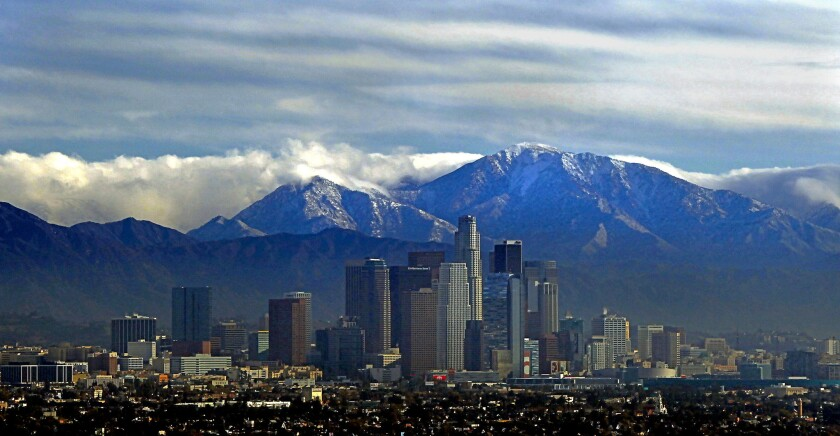 People who live in cities like Los Angeles are less likely to die from an injury than people who live in more rural areas.