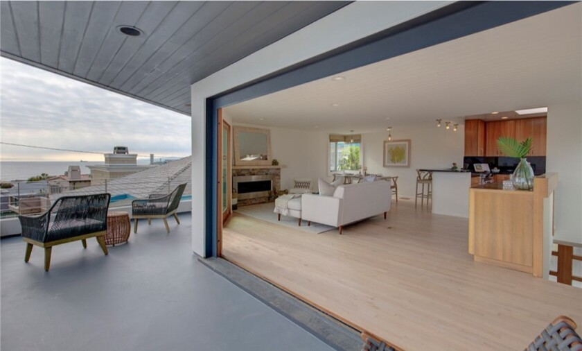 Brad Richardson's Hermosa Beach home