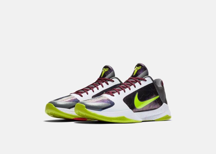 The Nike Kobe Protro 5 Chaos