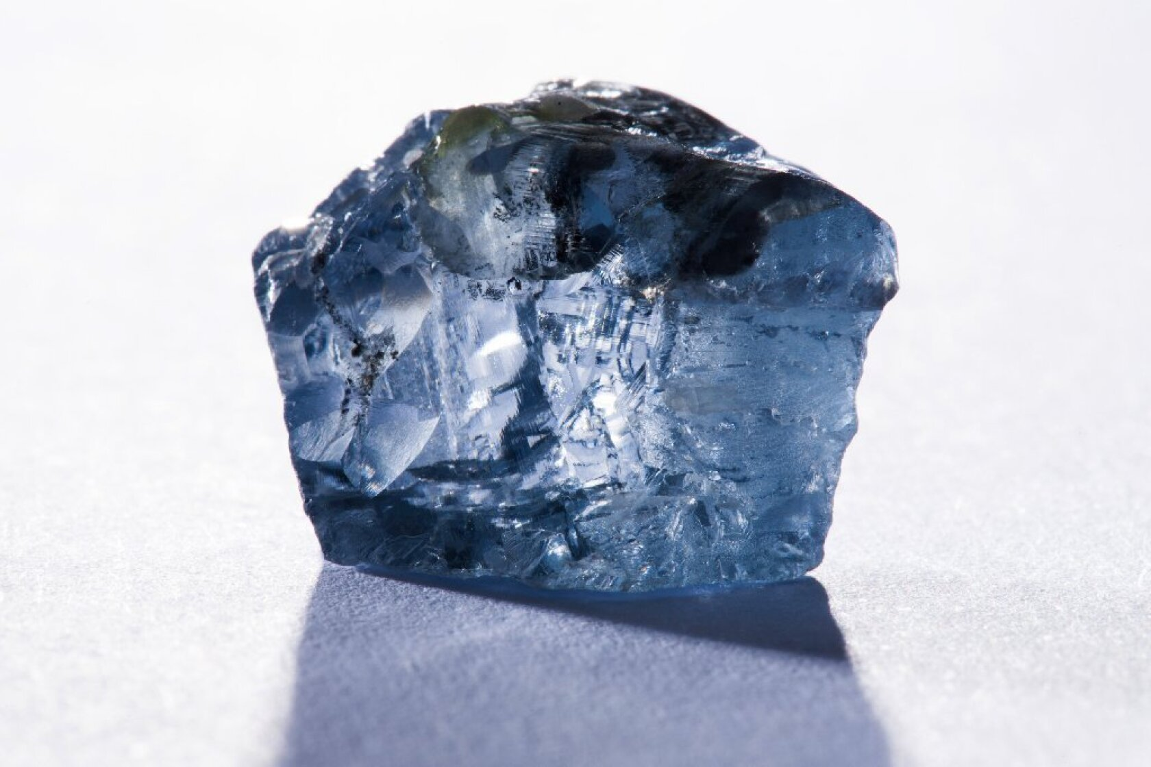 Rare Hefty Blue Diamond Found In South Africa Check Out These Gems Los Angeles Times