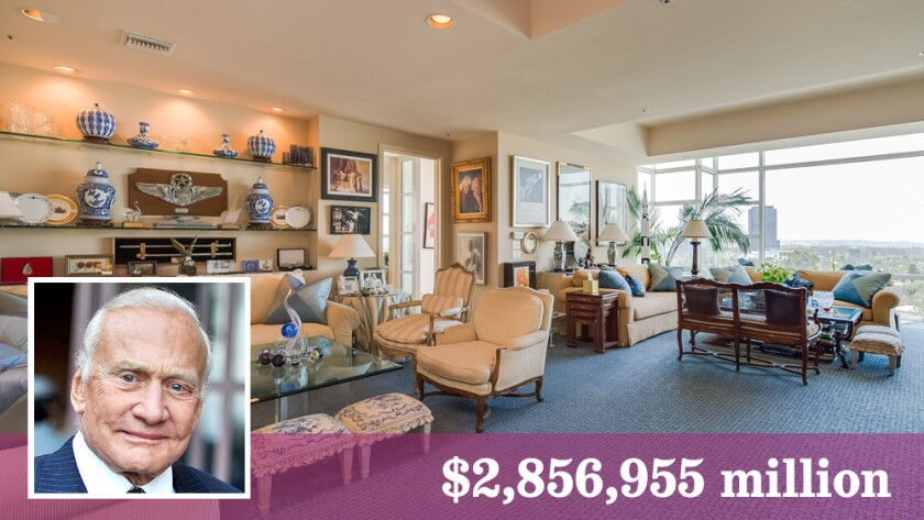 Hot Property |Buzz Aldrin