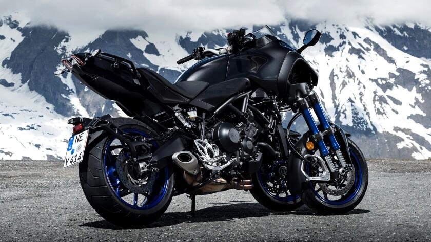 2019 Yamaha Nikenq