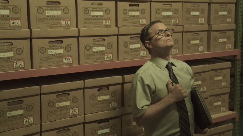 """Shea Whigham in a scene from """"Homecoming."""" Credit: Hilary B Gayle/SMPSP/Amazon Prime Video"""