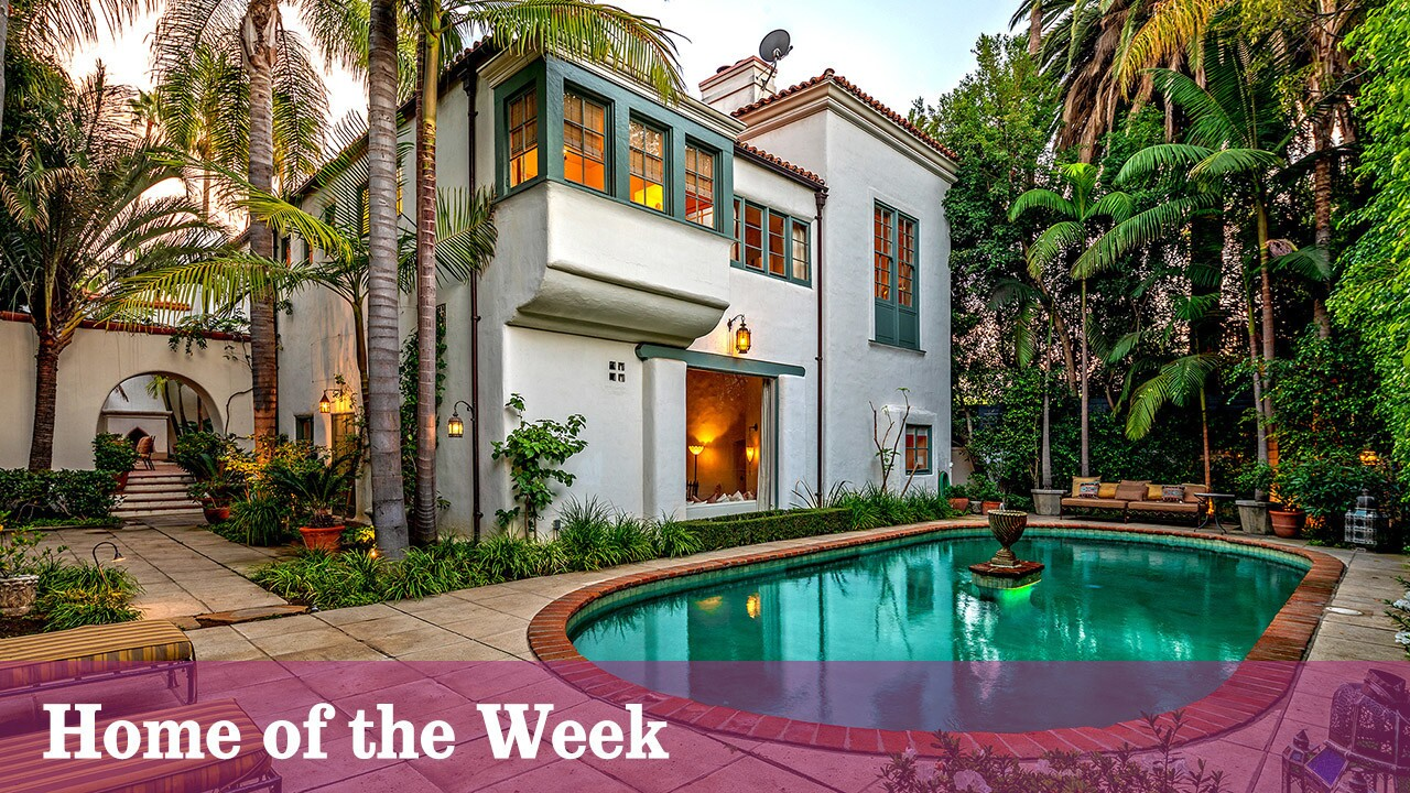 Home of the Week   Beverly Hills