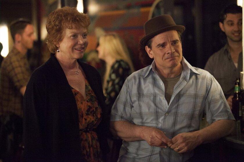 """Peter Scolari and Becky Ann Baker play Lena Dunham's parents in """"Girls."""""""
