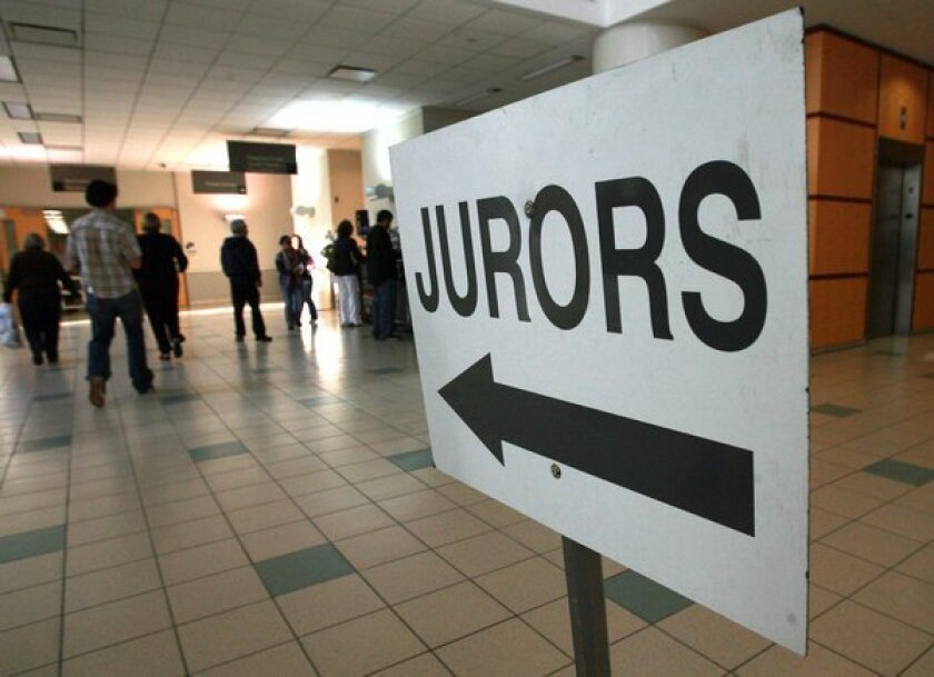 REGION: No real punishment levied on jury duty scofflaws