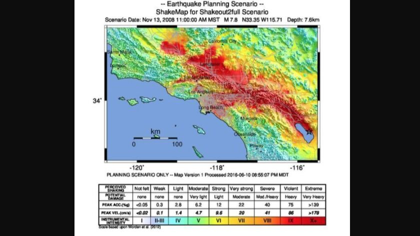 California's in an exceptional earthquake drought  When will it end