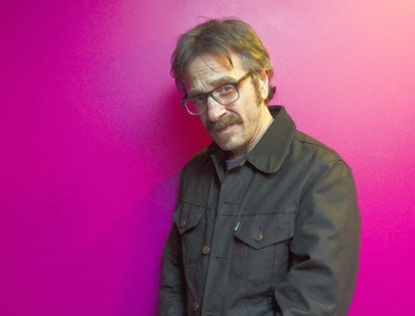 Comedian Marc Maron takes a shot on TV