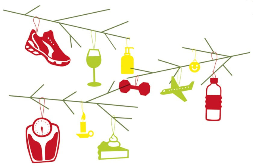 Health-minded suggestions and reminders will help you make the most of your holiday season.