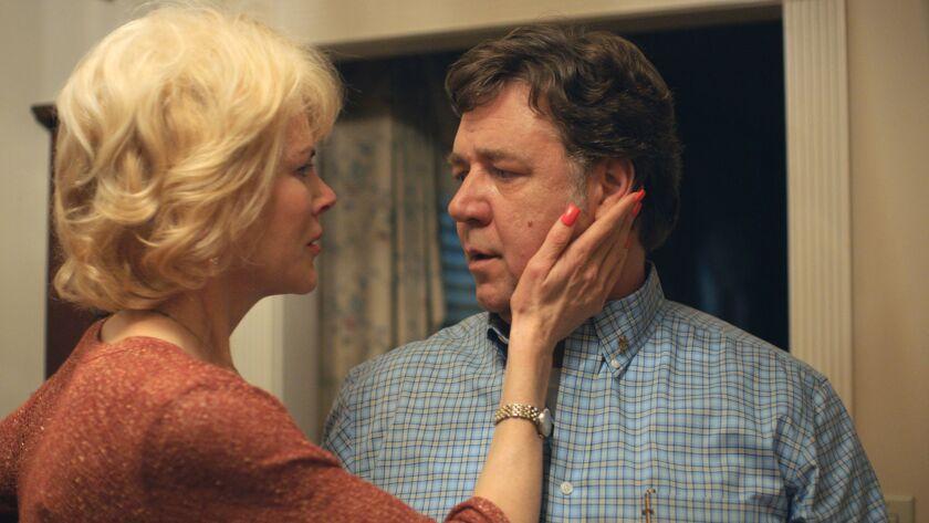 "(L-R) - Nicole Kidman stars as ?Nancy? and Russell Crowe stars as ?Marshall? in Joel Edgerton?s ""BOY"