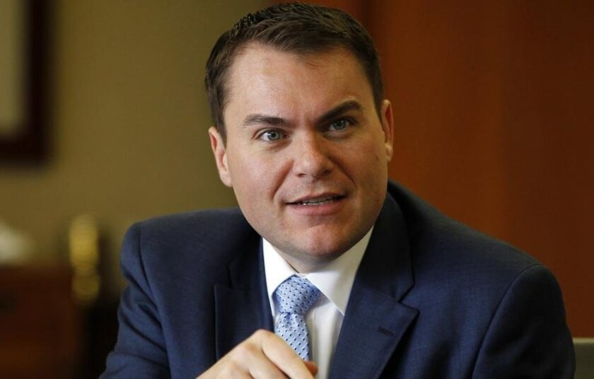 Carl DeMaio announced Monday he will run for U.S. Congress