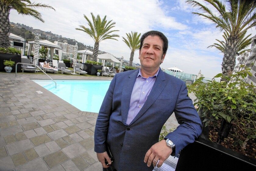 London West Hollywood hotel adding posh suites to unoccupied top floor