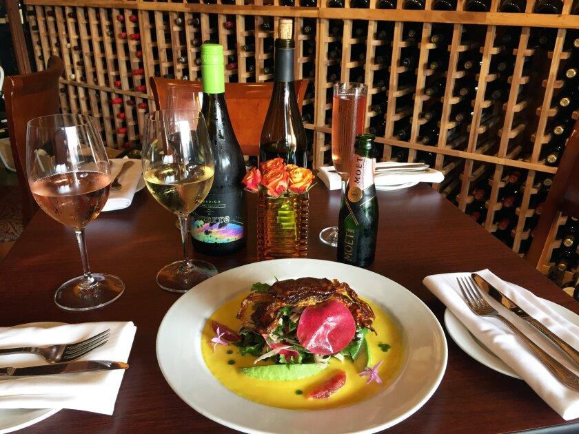 Paon Wine Bar & Bistro in Carlsbad