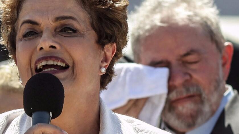 Dilma Rousseff vows to fight impeachment