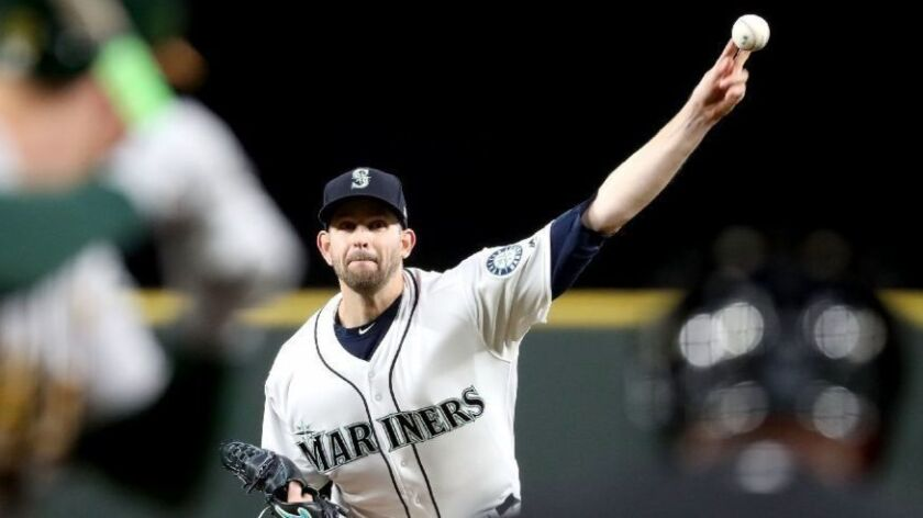 big sale bb3d0 7c395 MLB: James Paxton is traded to Yankees - Los Angeles Times