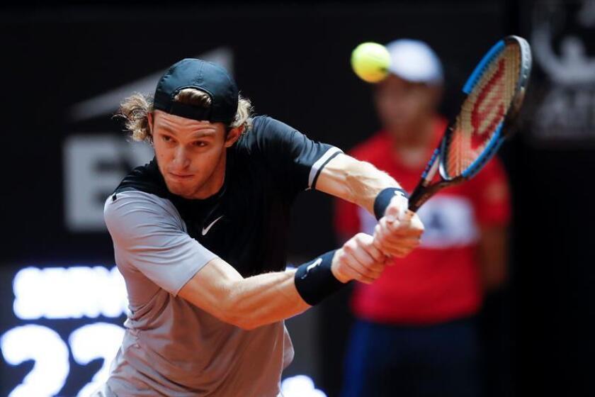 Nicolás Jarry, tenista chileno. EFE/Archivo