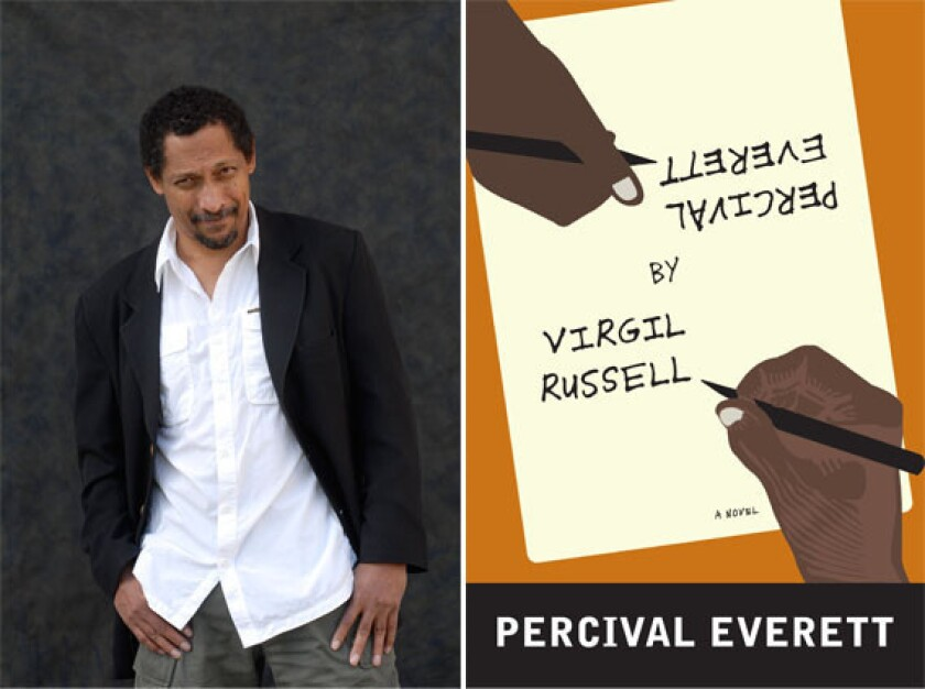 Meet Percival Everett and 'Percival Everett'