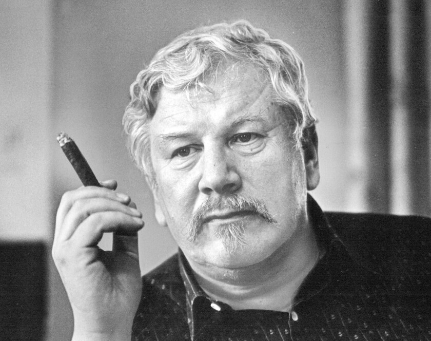 Peter Ustinov in 1980.