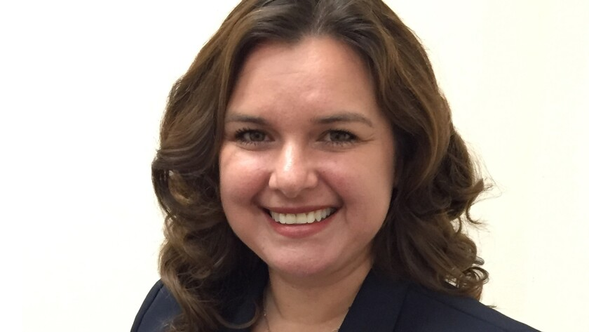 Carmen Garcia, new superintendent for San Marcos Unfied School District.